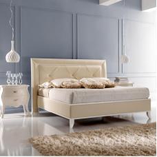Contemporaneo. Camera da letto mod. Dolcevita decorato.