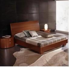 Moderno. Camera da letto mod. Domino Ciliegio.