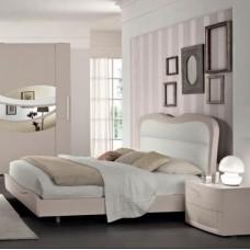Contemporaneo. Camera da letto mod. Chantal.